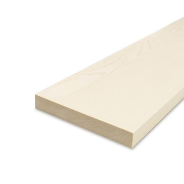 Glattkantbrett - Kiefer/Fichte gehobelt - 19 mm x 160 mm x 600mm