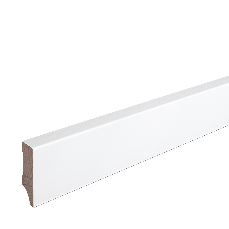 sockelleiste massivholz buche weiß 60mm weimar modern